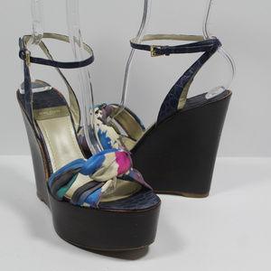 bc4a047841b1 BALDAN VENEZIA Platform Wedge Sandals